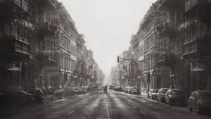 Urban Solitude V by rawimage