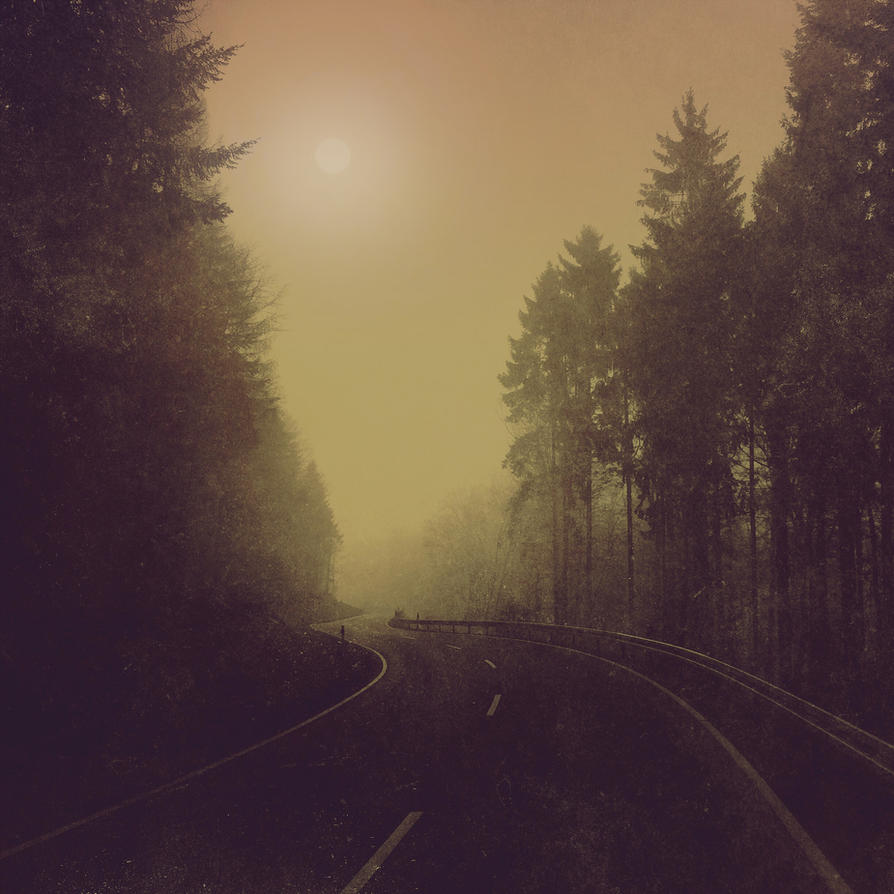 Road to Kiedrich by rawimage