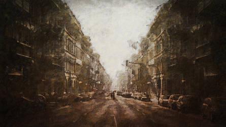 Urban Solitude V (PaintFX)