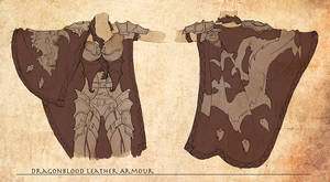 Dragonblood Leather Armour