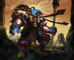 Royal Bloodguard Armour