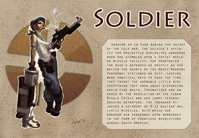 TF2 - Soldier by isso09