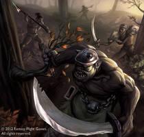 Orc Ambush