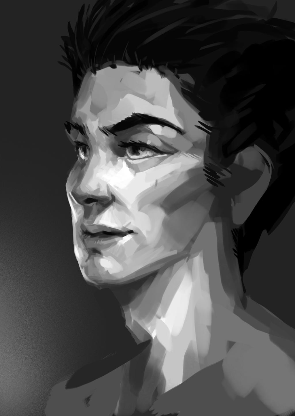 Practicing Faces