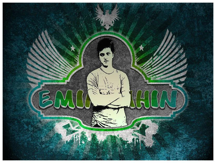 . E M I N S A H I N . by Emindeath