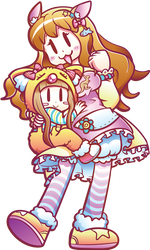 Rokemasu: Nina and Kirari