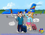 It's time to take vacations!!!!