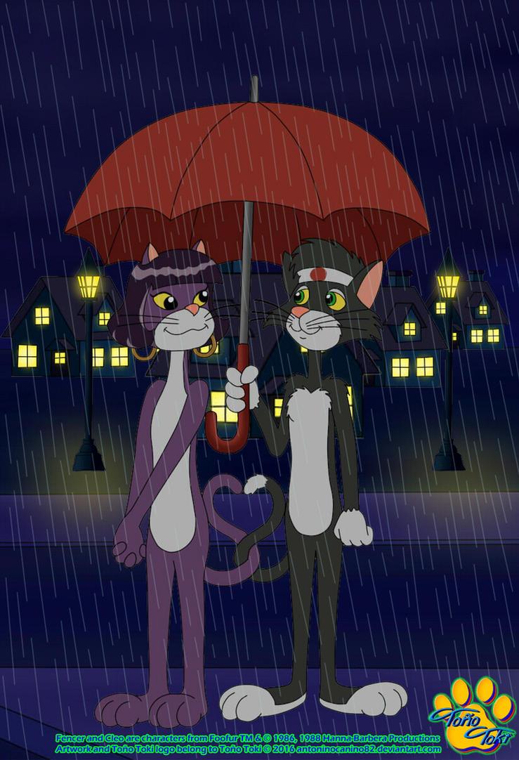 Love under rain by AntoninoCanino82 on DeviantArt