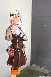 Fun in the Borderlands by carrie-monster