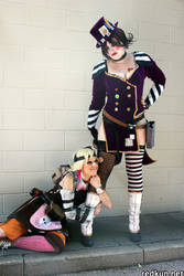 Tina Loves Moxxi by carrie-monster