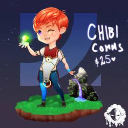 [COMM] Color Chibi Sample