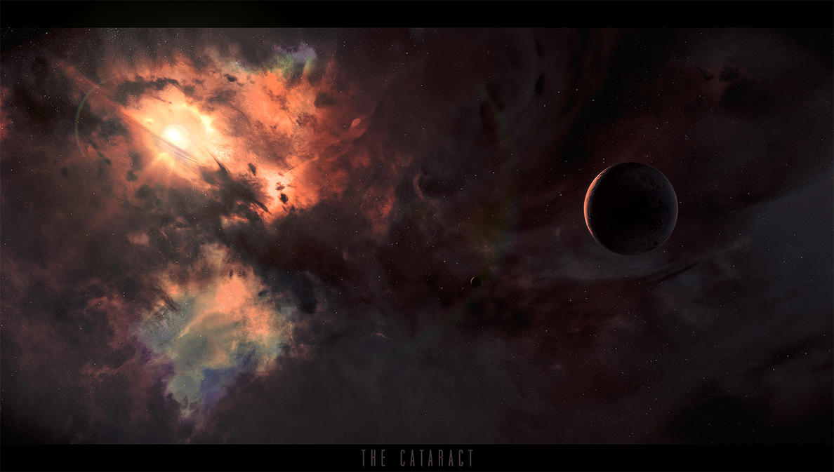 The Cataract by SamODJ