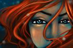 Mermaid Eyes by YaneYing