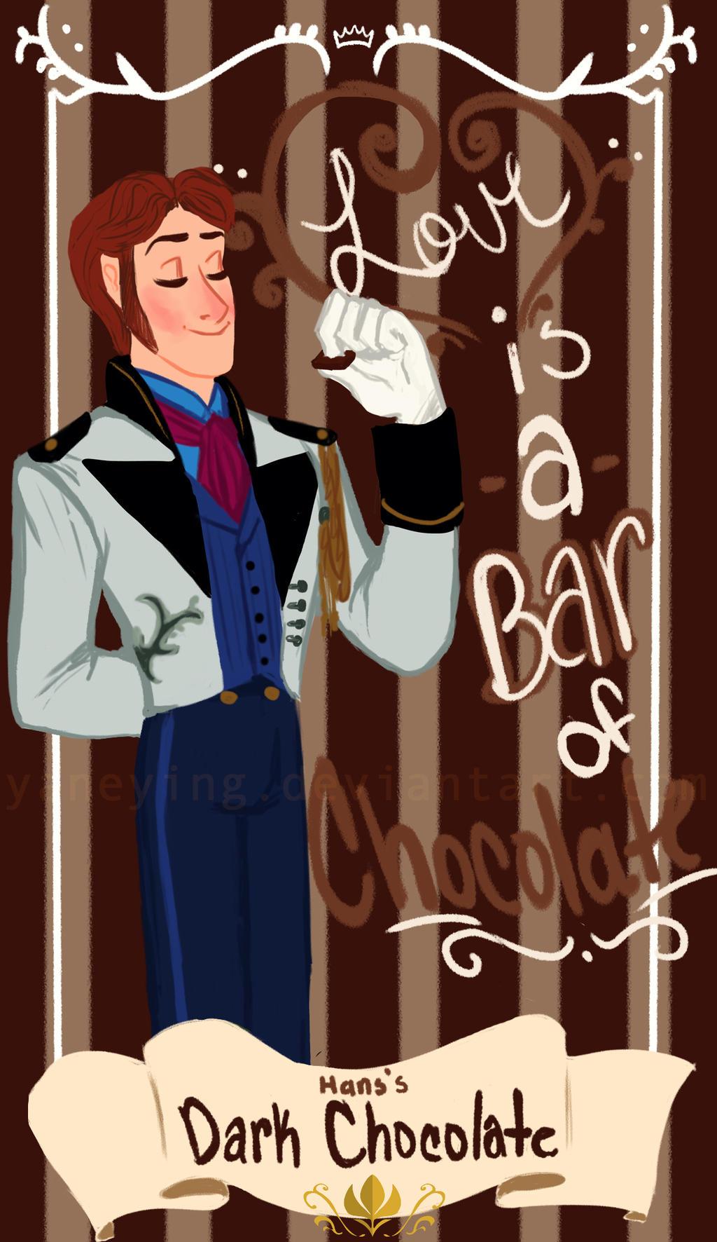 Hans' Dark Chocolate