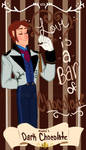 Hans' Dark Chocolate