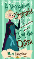 Elsa's Mint Chocolate