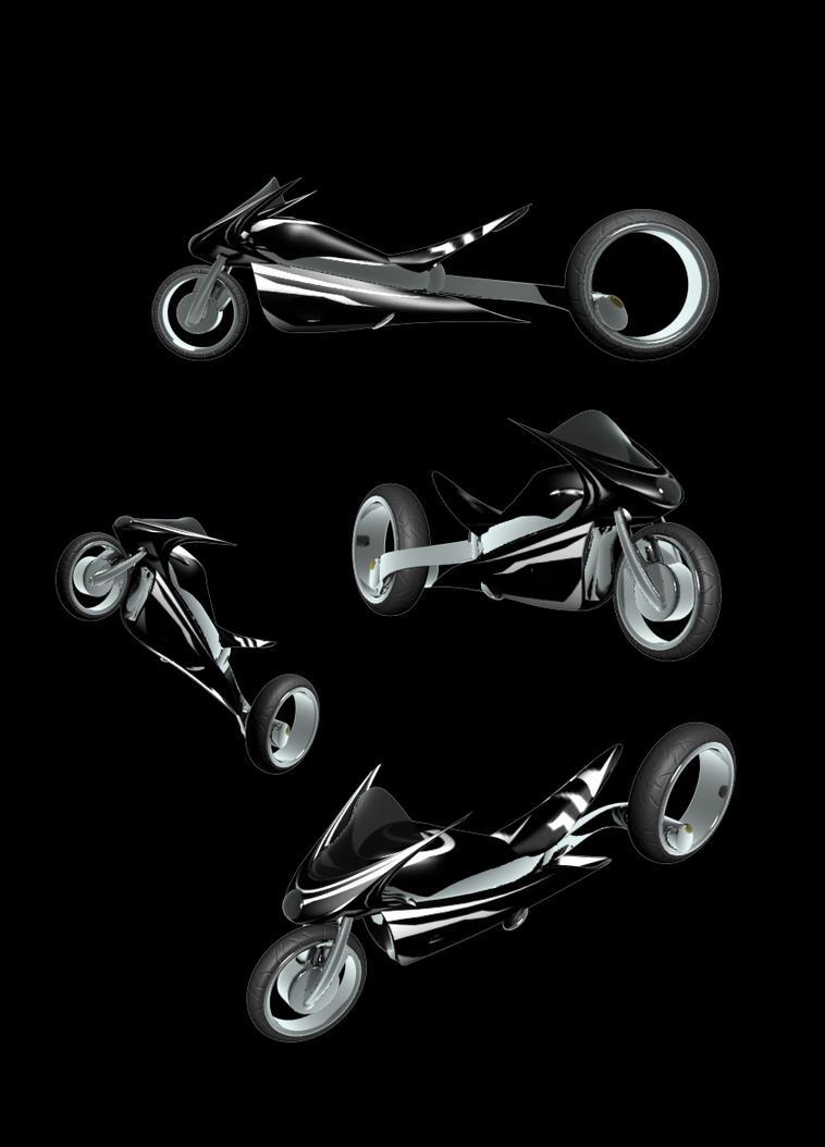 Moto Futura by garySkito