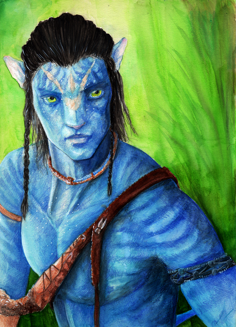 Jake sully 2 by llewllaw on deviantart - Jake sully avatar ...