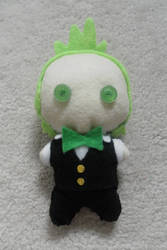 Dento Plush Doll by bnha