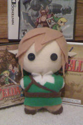 SS Link Plush by bnha