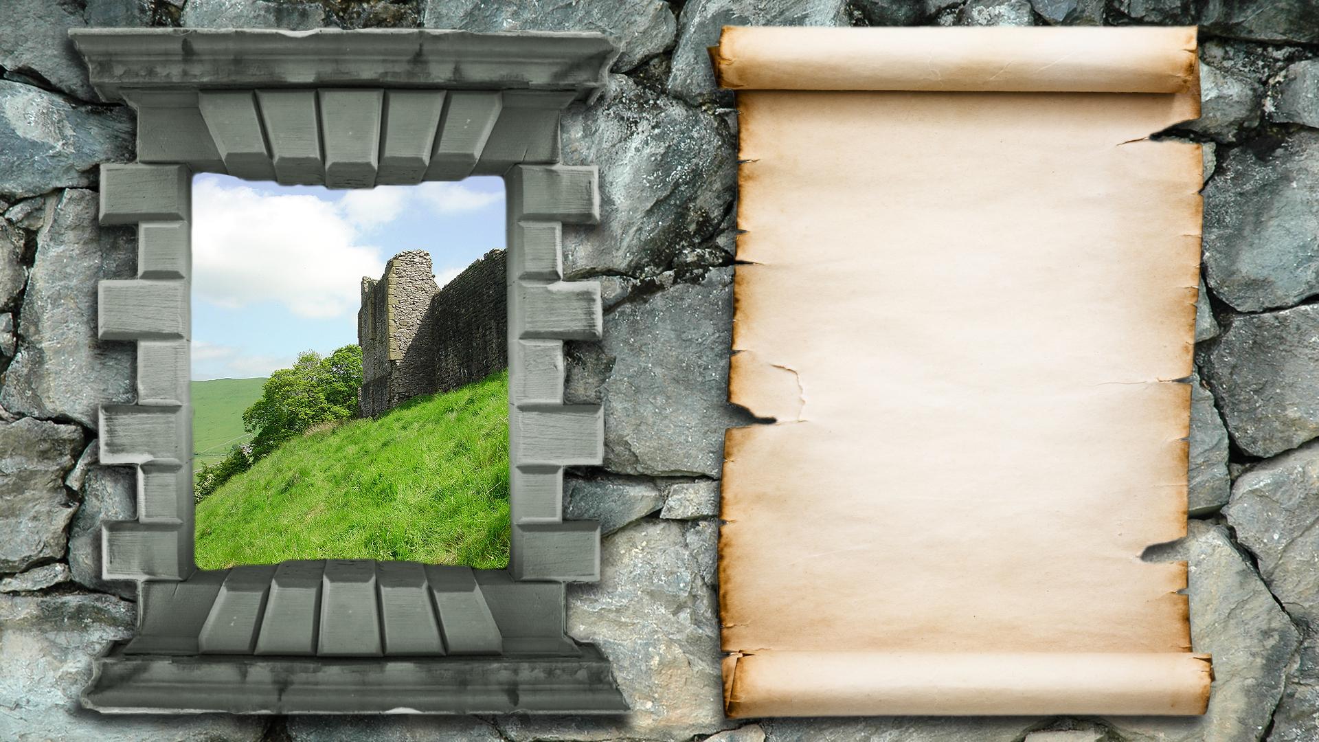 The Bard's Tale desktop background wallpaper by Mecandes