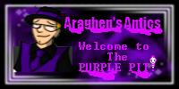 Revenge of the Oversized Stamps: Araghen