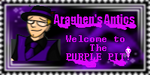Revenge of the Oversized Stamps: Araghen by HaiSociety