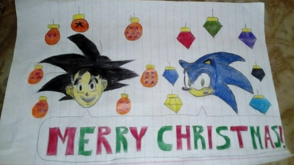 Merry Christmas, DeviantArt! (UPDATE) by FoxaBeeNeeOwnYes
