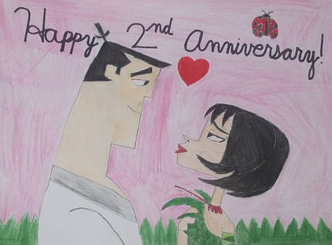 The second anniversary of Jashi