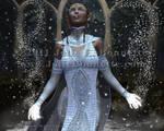 Ice Mage by JolieBonnetteArt