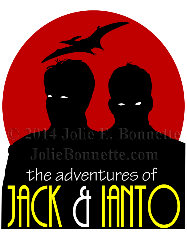 Adventures of Jack And Ianto by JolieBonnetteArt