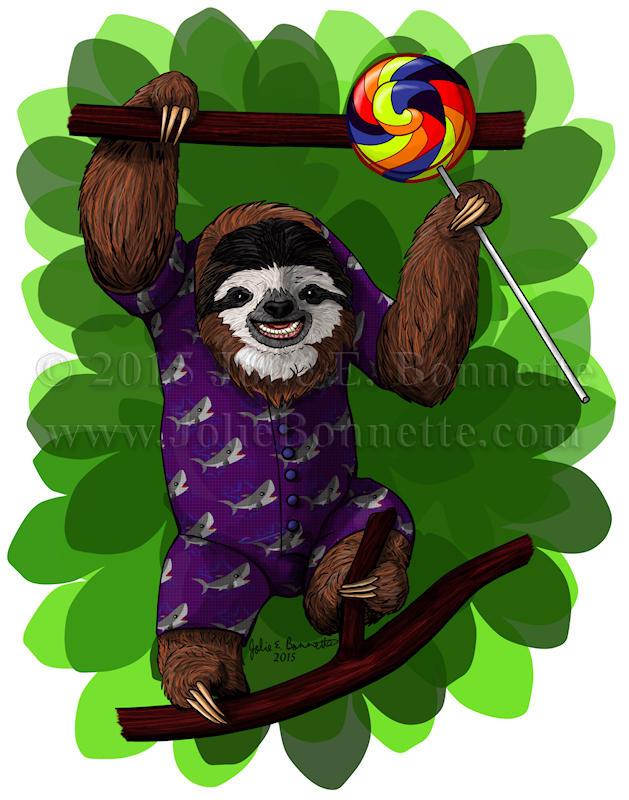 Lolly Sloth