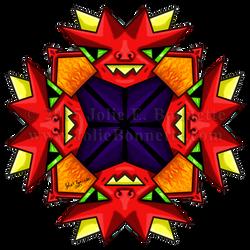 Lil' Demon Mandala