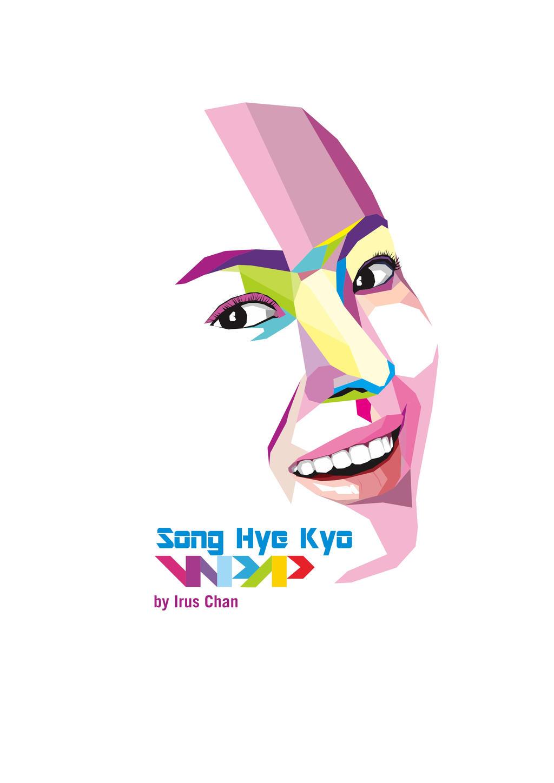 Song Hye Kyo by dwaner on DeviantArt