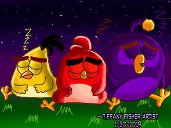 Sweet Dreams Cuties! - Angry Birds Dream Blast by ANGRYBIRDSTIFF