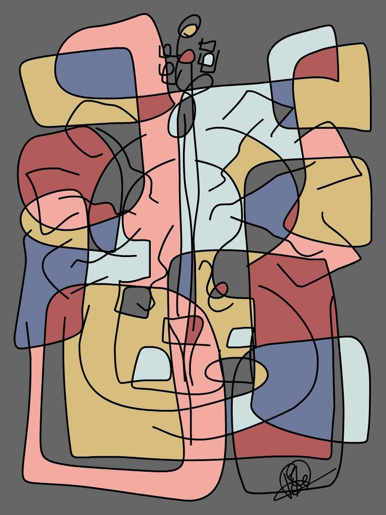 Violin Brain by PAHalny