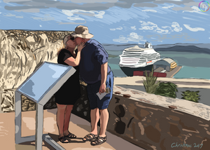 A Cruise by the Sea