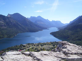 Premade Mountain-Lake Stock
