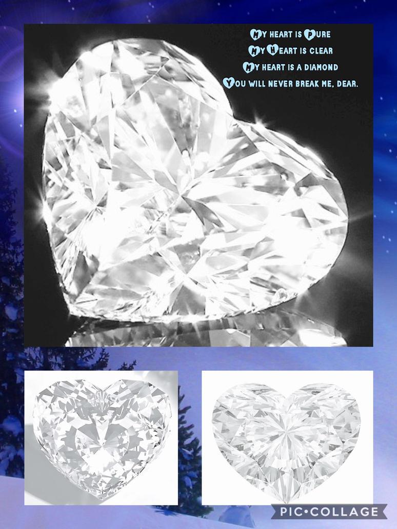 My Soul, My Heart, My Diamond by SapphireAngelGirl