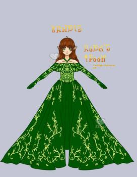 Heros Queen Legend of  Zelda AU