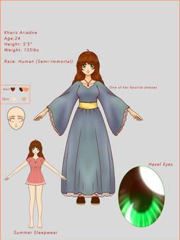Kharis Ariadne 2021 Ref