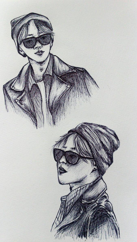 Park Jimin BTS by Revcia