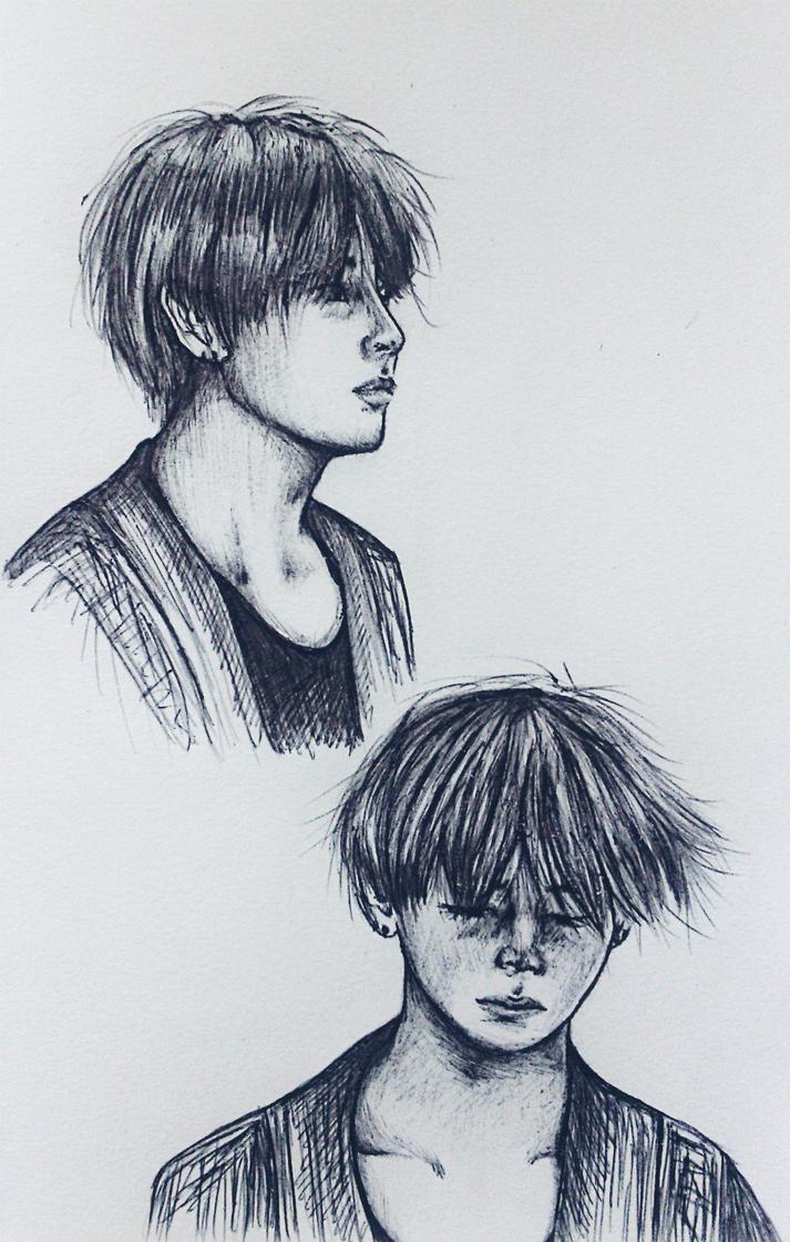 Kim Taehyung (V) BTS by Revcia