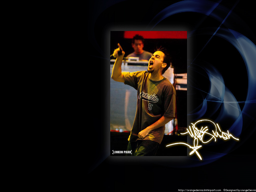 Good Wallpaper Music Mike - mike_shinoda_wallpaper_01_1024_by_orangedennis  Picture_474644.jpg