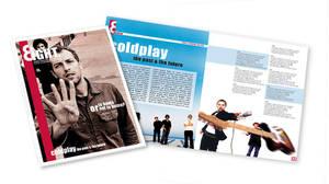 Magazine Layout by kalamogiorgosg