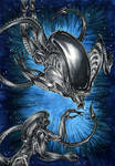 H R Gigers Aliens