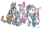 GoGo Power Rangers