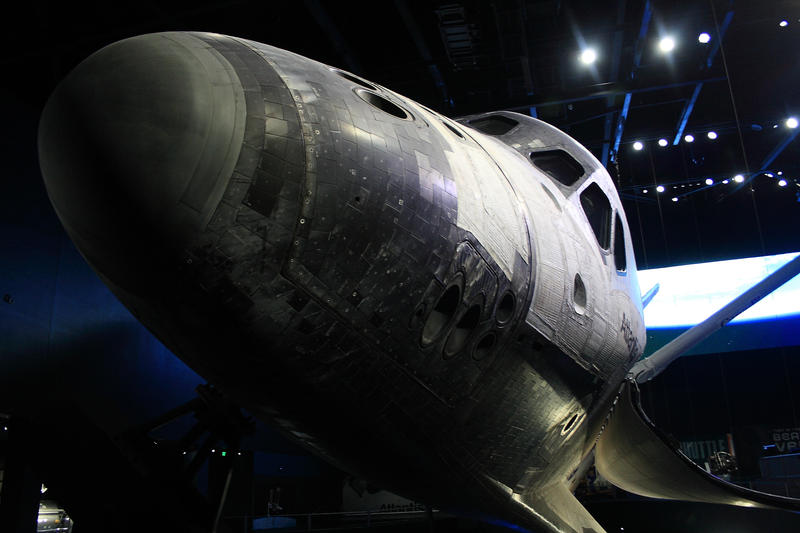 Space Shuttle Atlantis by timseydell