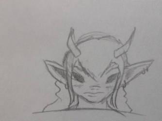 Raine's Demon