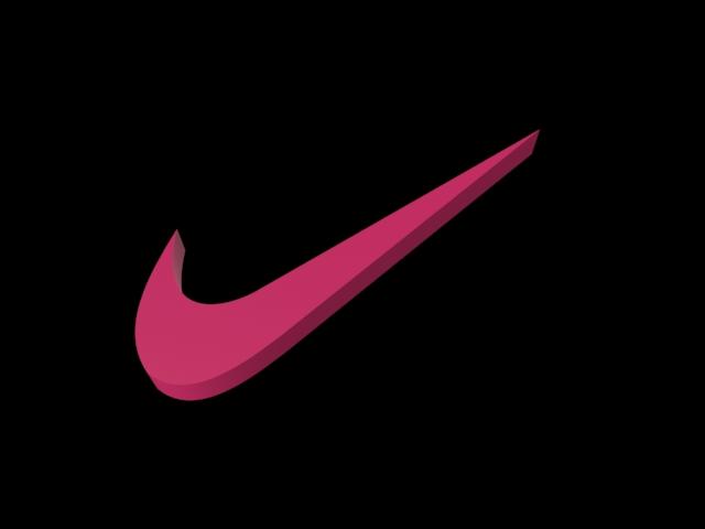Logo Nike En 3d By Alexa231192 On Deviantart